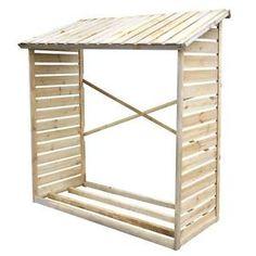 holzunterstand bauanleitung zum selber bauen bei ideen rund ums haus pinterest. Black Bedroom Furniture Sets. Home Design Ideas