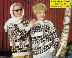 Bilderesultat for strikkeoppskrifter dame