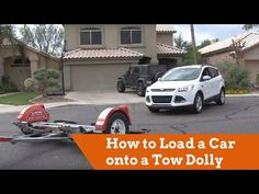 14 best Tow dolly images on Pinterest in 2018   Rolling carts ...