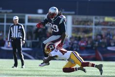 I don't mean to be #Blount... #GoPatriots