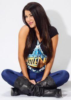 Rosa Mendes WWE Diva