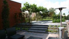 Moderne onderhoudsvriendelijke tuin  - Foto 3