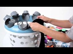 You have to check this out!!  A cool new invention that changes the way we match and fold socks.. www.socksync.com