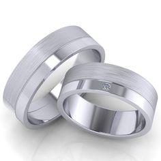 Обручальные кольца RS24