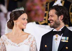 Casamento de Carl Philip da Suécia e Sophia Hellqvist - Especiais - Máxima.pt