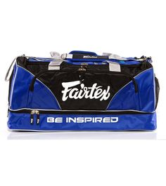 Fairtex Gym Bag (Blue) #combosports
