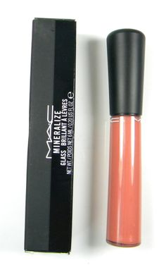 Mac Lip Gloss Mineralize Glass - Loose & Lively