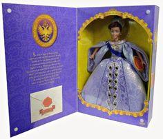Her Imperial Highness royal Anastasia doll 1997 Galloob http://www.amazon.com/dp/B000LDTQ2Y/ref=cm_sw_r_pi_dp_MKw1tb0M25ZG78MR