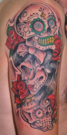 Winning Mexican Tattoo