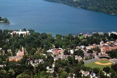 Cooperstown, NY, NOT just the Baseball Hall of Fame