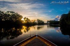 """River Sunset"" Photo by Emanuele Del Bufalo -- National Geographic Your Shot Sunset Photos, National Geographic Photos, Secret Life, Your Shot, Brunei, Pet Portraits, Amazing Photography, New Zealand, Shots"