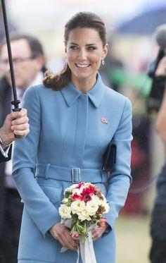 Kate Middleton - The Royal Family Tour Omaka Aviation Heritage Centre