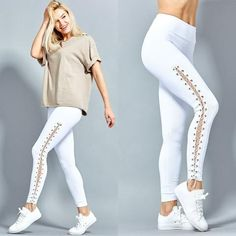 f2be2a95f25 2018 New Arrival Woman jeans Solid Pencil women Pants Girls Sexy Black  White Color Slim Trousers