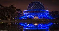 Planetario Galileo Galilei em Buenos Aires #argentina #viagem