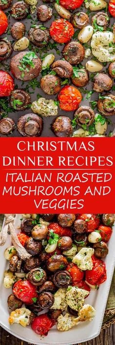 Easy Christmas dinner recipes that will not drive you away from home.