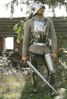 The armour of soldiers would have more often than not been mismatched as it would be put together from separate purchases or captures.