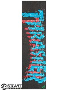Mob Skateboard Griptape Odd Future Rob OFWGKTA Grip Tape Sheet 9 x 33