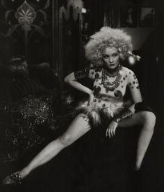 """Marlene Dietrich, """"Blonde Venus"""", 1932"""
