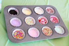 sprinkles in tin