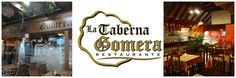 A todos nos gusta comer bien y si lo hacemos en un #RestauranteConAnís como la Taberna Gomera en Santa Cruz de Tenerife ¡mucho mejor! Pues podremos pedir al acabar una copita de #AnísdelMono