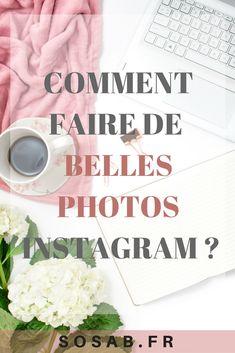 Comment faire de belles photos instagram ? De la création du feed au résultat, je vous donne toutes mes astuces étape par étape !