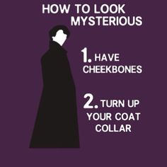 Sherlock is very mysterious I can't wait for season 3 I'm dying inside