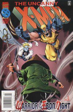 Uncanny X-Men # 329 by Joe Madureira & JG