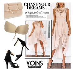 """""""Yoins"""" by helenevlacho ❤ liked on Polyvore featuring Miss Selfridge, yoins, yoinscollection and loveyoins"""