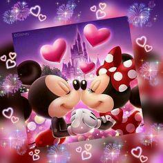 Mickey & Minnie Mickey & Minnie The post Mickey & Minnie appeared first on Paris Disneyland Pictures. Mimi Y Mickey, Mickey E Minnie Mouse, Mickey And Minnie Love, Mickey Mouse And Friends, Minnie Mouse Pictures, Mickey Mouse Images, Disney Pictures, Retro Disney, Disney Art