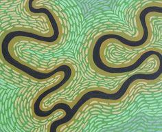 map/nature inspired paintings    http://wildartwork.blogspot.com/