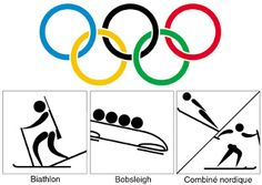 Afbeeldingsresultaat voor zimní městečko ve výtvarce Core French, French Class, French Lessons, Kids Olympics, 2018 Winter Olympics, Olympic Idea, Olympic Games, Cheer Games, Olympic Logo