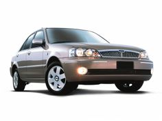 Ford Laser Tierra '2003–07