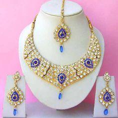 Diamond Bridal Jewelry Set NP-268