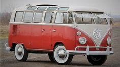 Volk wagon 21 window volkswagen bus vw cer 1964 21 window samba windows by ruote da sogno 1964 volkswagen bus 21 window … Vw Bus, Vw Camper, Campers, Vw Samba Bus, Volkswagen Type 2, Vw Group, Combi Vw, Alfa Romeo Cars, Barrett Jackson Auction