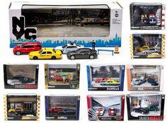 Conheça um pouco da Greenlight, empresa de forte atuação no mercado brasileiro de miniaturas de carros colecionáveis. Suas linhas são incríveis!