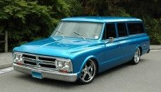 1967 GMC Custom