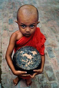 "iseo58: ""Burma, Steve McCurry """