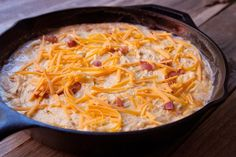 Recipe: Skillet Cornbread with Bacon & Cheddar — Side Dish Recipes from The Kitchn | The Kitchn