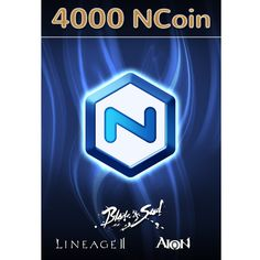 NCsoft NCoin 4000 Online Game Code * You can find out more details at the link of the image.