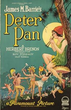 "The original Peter Pan is nothing like the Disney version. Tinker Bell is a jealous skank! Peter ""thins out"" the Lost Boys when there are too many of them..."