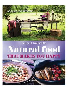 Natural Food That Makes You Happy from Healthy Cooking feat. Novis Vita Juicers on Gilt