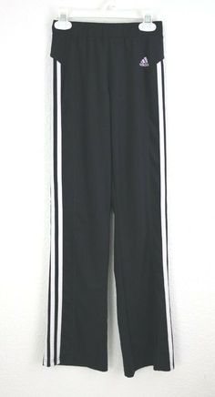adidas Youth's Active Wear Pants Size M Brand Name Clothing, Athletic Pants, Active Wear, Navy Blue, Soccer, Pajama Pants, Sweatpants, Adidas, Nike