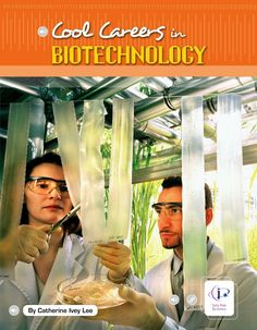 Cool Careers in Biotechnology: Middle School - Cover, Page 1