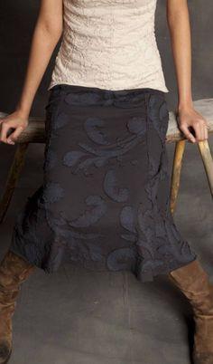 diy sewing kit for Alabama chanin skirt