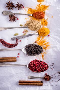 Spices by Nitin Kapoor