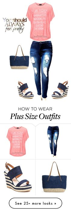 """You should!"" by zanna4 on Polyvore featuring French Blu, Replace and G.H. Bass & Co."