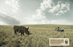 WWF : Le futur est façonné par l'homme