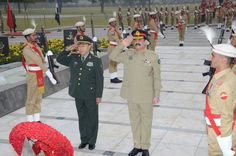 Gen Fan appreciated role played by #COAS in realising CPEC & in strengthening relationship b/wPak & China