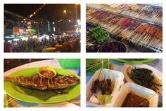 Jalan Alor in KL is the best for street food!