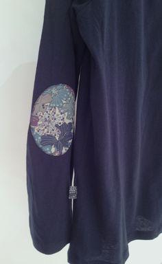 Tuto coudières pour customiser un simple tee-shirt